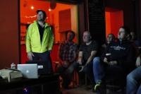 Přednáška Libora Uhra - K2